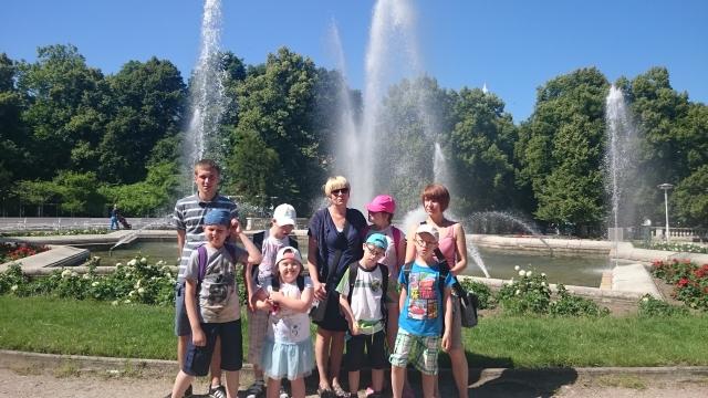 Z życia ośrodka (8) – Letnie wycieczki
