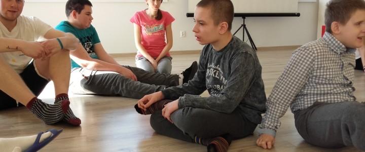 Zajęcia taneczno – ruchowe