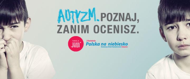 Polska na Niebiesko