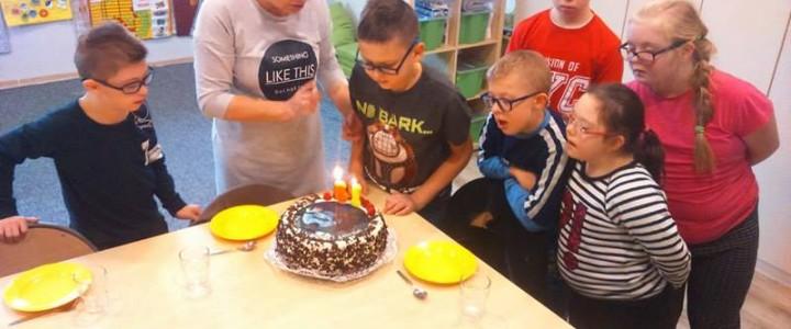 Urodziny Marcina