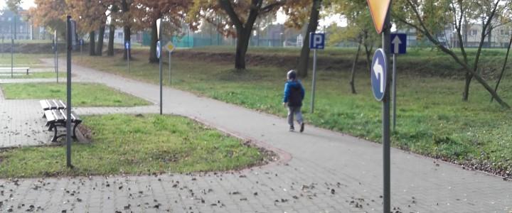 Jesienny spacer…