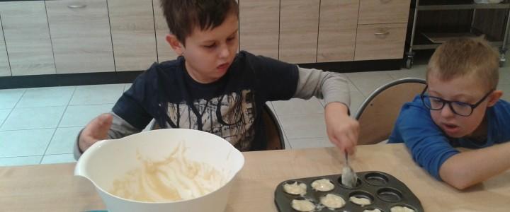 Muffinki- zajęcia w kuchni