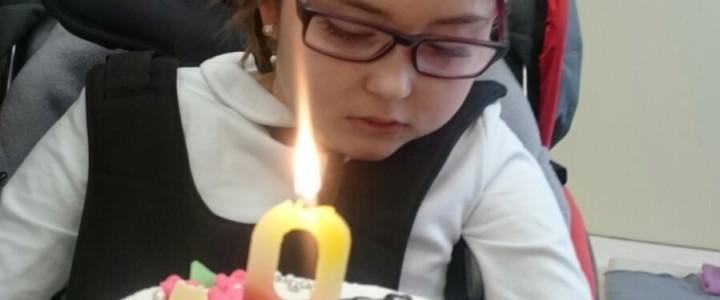 Urodziny Tosi