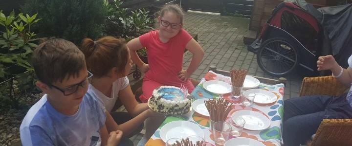 Urodziny Julki ;)