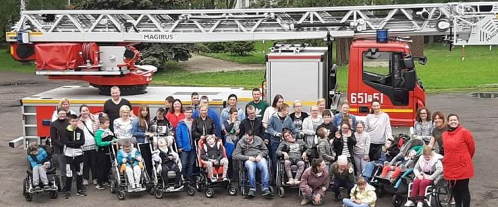 Dzień Strażaka – wizyta w Straży Pożarnej we Wrześni 🔥